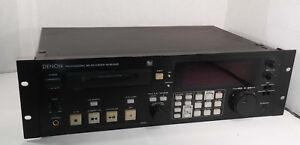 1 USED DENON DN-M1050R MINI DISC PROFESSIONAL RECORDER/PLAYER ***MAKE OFFER***