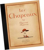 Les Chapeaux des Elegances Paris 1918 CATALOG Ladies Hat Sample Millinery FRENCH