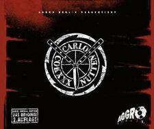 Sonny Black & Frank White - Carlo, Cokkxxx, Nutten CD (Fler, Bushido, Aggro)