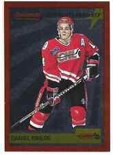 1995-96 Bowman Hockey Draft Prospect Foil Set of 40 w/ Daniel Briere