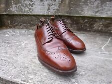 CHURCH MASTERCLASS BROGUES –  BROWN – UK 8.5 – PURCELL - EXCELLENT CONDITION