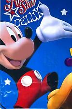 Kids Children Partyware Party Table Cover Mickey Mouse 5 Pieces