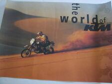 KTM The World Of 1997 (2 zijdig bedrukt)