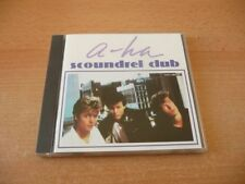 CD A-Ha a-ha - Scoundrel Club - 1987: Cry wolf I`ve been losing you Hunting high