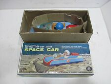 SPACE CAR BATTERY OP MINT IN BOX MADE IN JAPAN   SCARCE