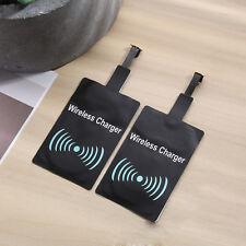 Qi carga inalámbrica Módulo Receptor del cargador de USB micro teléfono Android