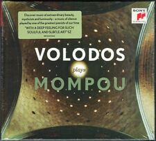 Arcadi VOLODOS Plays MOMPOU Musica Callada Dialofues Scenes d'enfants Prelude CD