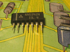 AN6342N VTR Reference Frequency Divider  SIP7 Mitsubishi      1pcs