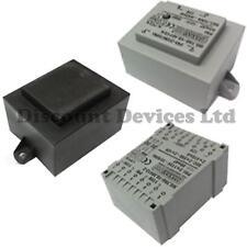 Encapsulated Mains Power Transformers Insulated PCB  230 / 6V - 24 VAC V AC