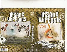 Extreme Sports-Insane Wipeouts-Vol 3-Crashes-DVD