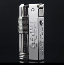 HIGH QUALITY!! IMCO 6700 Metal Black gasoline & Kerosene Cigarette Lighter