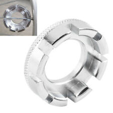 gehärtetem Stahl dt Herstellung 100tl T3I2 Schlüsselringe 25mm aus vernickeltem