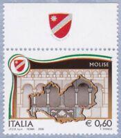 ITALIA Regioni d'Italia Molise Anno 2008 MNH**