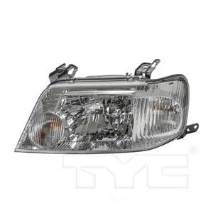 Headlight Assembly Left TYC 20-6984-00