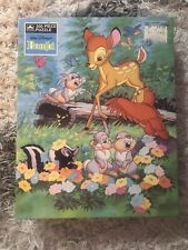 Golden Disney Bambi 200 Piece Jigsaw VINTAGE Puzzle NEW