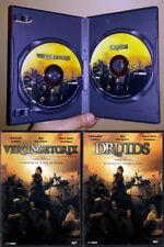 DVD Christopher Lambert VERCINGETORIX (French)+DRUIDS (English) 2-Disc FS OOP R1