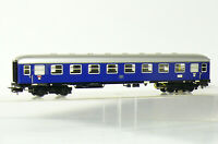 Märklin 4032 H0 Vagón de Tren D A4ümg 1.Kl.der DB Con Luces Traseras Top Ovp