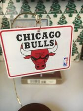 Chicago Bulls NBA Basketball Christmas Hallmark Keepsake Ornament New In Box