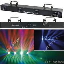 LUCI DISCOTECA LED DYNAMIC DMX RGBWA luce effetto faro fari feste *KaotikaStore*