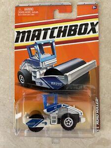 Matchbox - 2010 - Road Roller