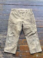 Vintage Usa Filson Tin Cloth Style 69 Pants 39x27