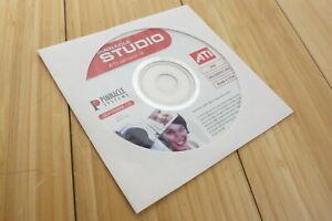 2004 Pinnacle Studio 9 ATI Version Software CD