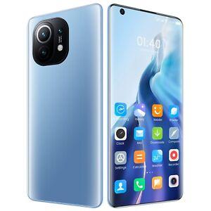 2021 Global Version M11 Pro 7.3'' Smartphone 6800mAh  8GB+256GB 32+64MP Face 5G