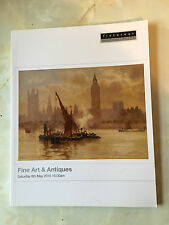 2010 FIELDINGS FINE ART & ANTIQUES ILLUSTRATED AUCTION CATALOGUE