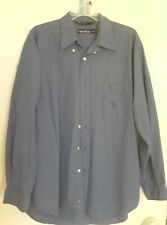 Nautica Button-Down Shirt (Blue)