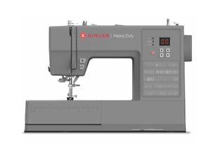SINGER 6600C Heavy Duty Computerized Sewing Machine with 215 Stitch Applications