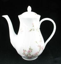 "Bernardaud Limoges Porzellan Kaffekanne ""Amandine"" / french porcelain coffee pot"