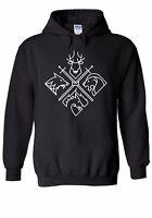 4 Houses Game Of Thrones Minimal Men Women Unisex Top Hoodie Sweatshirt 1926