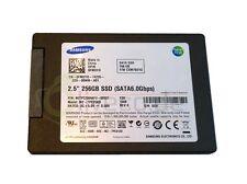 """Samsung MZ-7PC256D 256GB SSD SATA III 6.0Gb/s  2.5"""" Internal für DELL i3, i5, i7"""