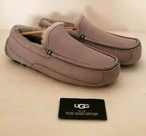 NEW IN BOX! UGG MEN'S ASCOT GREY GRAY MARBLE (GMRB) SIZE 10,11,12 STYLE 1016593