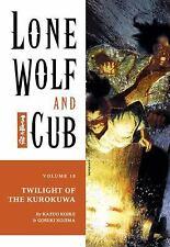 Lone Wolf and Cub Vol. 18 Twilight of the Kurokuwa