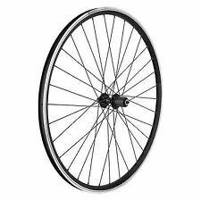 Wheel Master Wheels 700c Alloy Road Double Wall 700 RR 18 QR BLK MSW Or8 Sl18 or