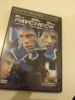 Dvd  PAYCHECK CON BEN AFFLECK ...