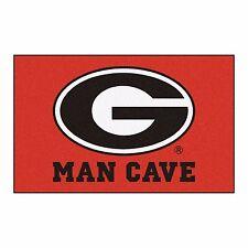 Georgia Bulldogs Man Cave 5' X 8' Ulti-Mat Area Rug Floor Mat
