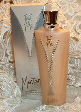 ~ JUST ME MONTANA ~ Women ~ 5 oz / 150ML Perfume Bath Shower Gel ~