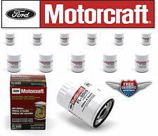 12 pcs Motorcraft FL-500S Engine Oil Filter Buick Cadillac Chevrolet Dodge Ford