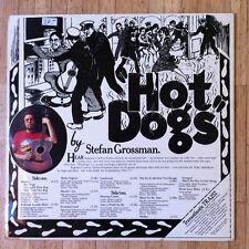 STEFAN GROSSMAN (The Fugs) Hot Dogs LP/U.K.