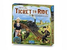 Ticket To Ride Nederland Expansion Board Game