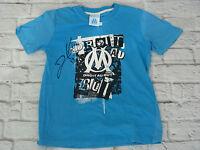 T shirt signé OLYMPIQUE DE MARSEILLE OM signed REMY CABELLA ultras foot