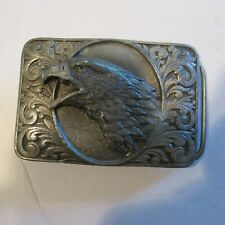 Bergamont Eagle Belt Buckle (c) 1993