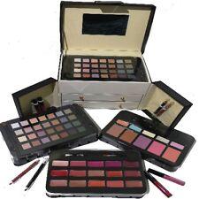 Exclusive Large Kosmetik Make-up Kunstleder Beautycase SCHMINKKOFFER 60 tlg -023