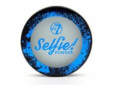 W7 Selfie! Pressed Face  Powder  With a Hint of Blue