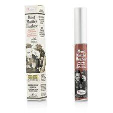 TheBalm Meet Matte Hughes Long Lasting Liquid Lipstick - Sincere 7.4ml Lip Color