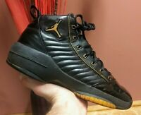 Nike Air Jordan 19 OG SE◾2004◾Men's Size 11◾Black/Metallic Gold◾308492-071◾❗WOW❗