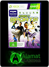 Kinect Sports (xbox 360 Kinect) VGC - Complete - Fast Free Post - FAMILY FUN