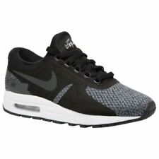 Details about NIKE AIR MAX 90 PREMIUM MESH (PS) sz 13y WHITEREFLECT SILVER BLACK WOVEN